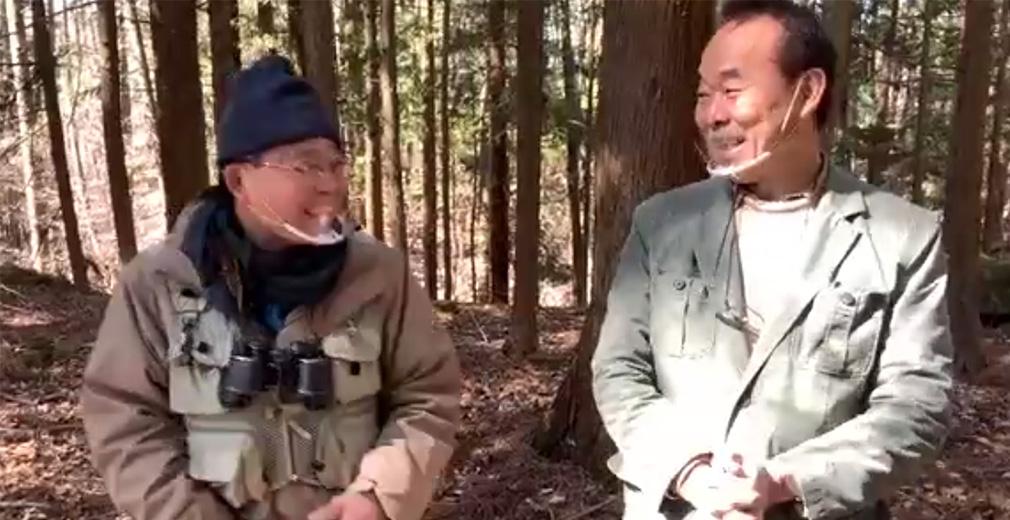 第2回 【冬の生きもの観察会】